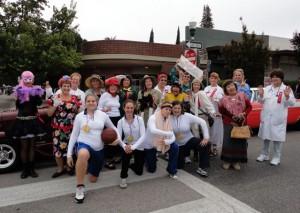 2012 Colony Parade group