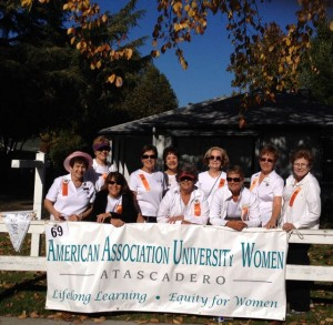AAUW Colony Days Team